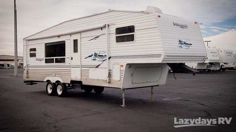 2005 Keystone RV Springdale 280RK