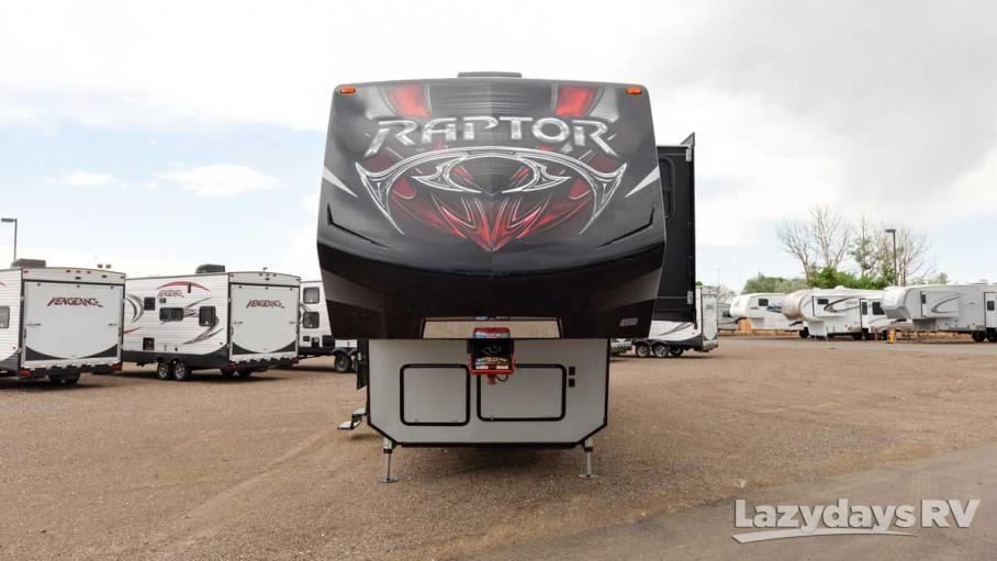 2017 Keystone RV Raptor 398TS