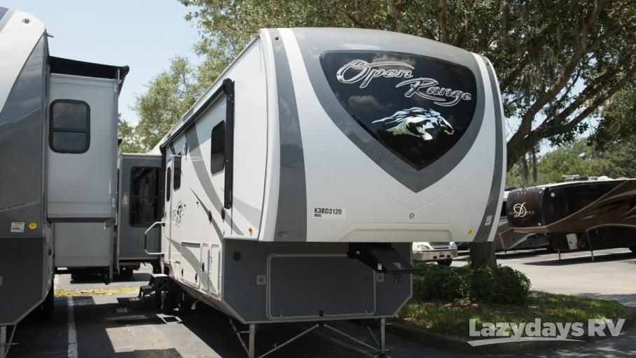 2019 Highland Ridge RV Open Range 371MBH