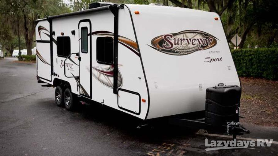 2013 Forest River Surveyor Sport SP-240
