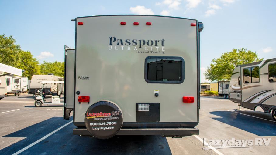 2017 Keystone RV Passport GT 2670BH