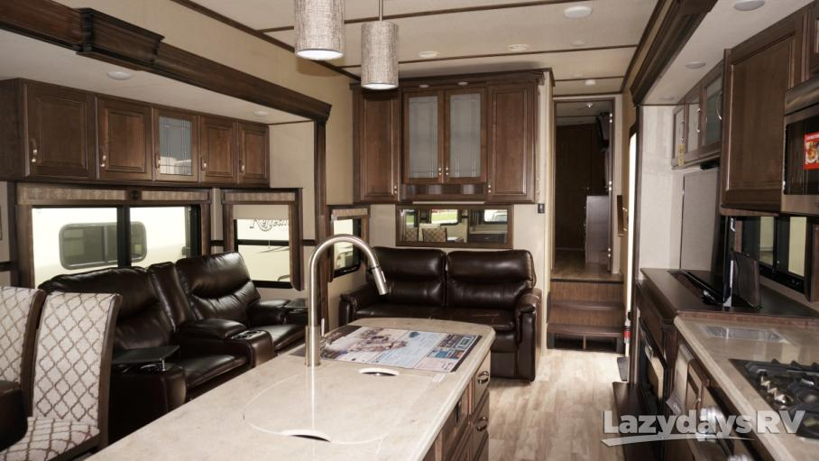 2018 Grand Design Solitude 344GK