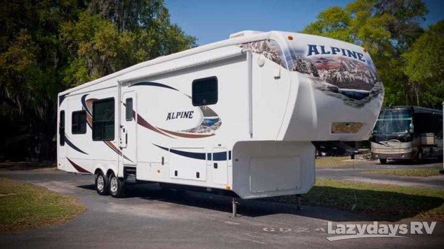 2010 Keystone RV Alpine 3640RL