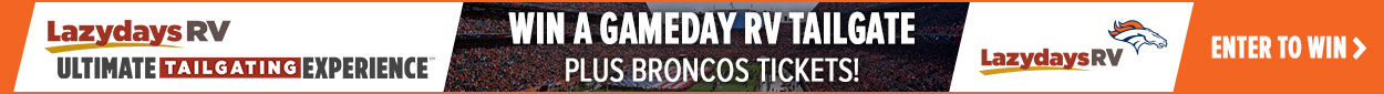 Broncos Ultimate Tailgating Sweepstakes