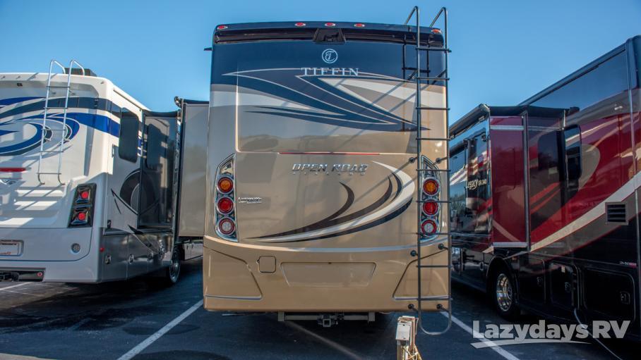 2018 Tiffin Motorhomes Allegro 36UA