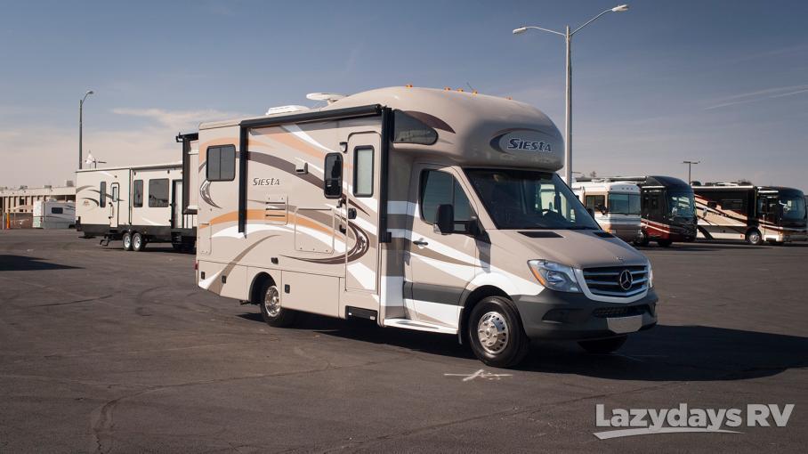2014 Thor Motor Coach Four Winds Siesta Sprinter 24SR