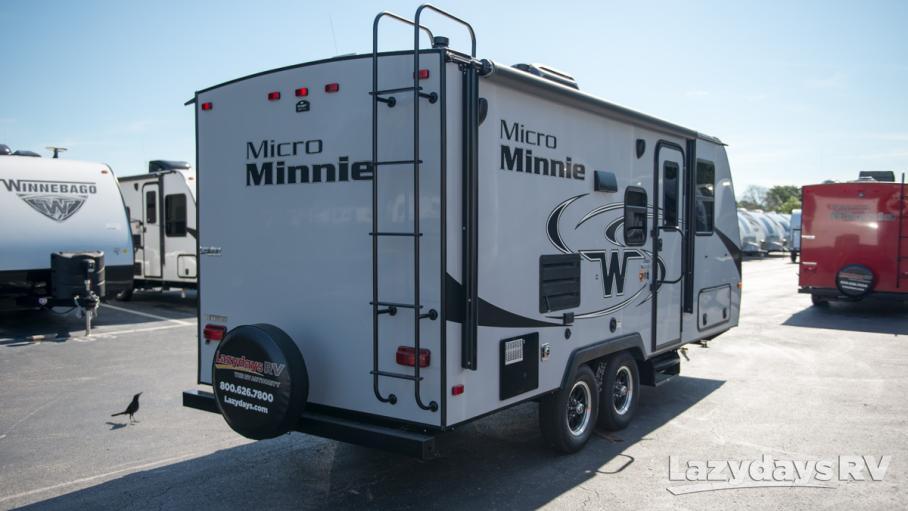 2019 Winnebago Micro Minnie 2108DS