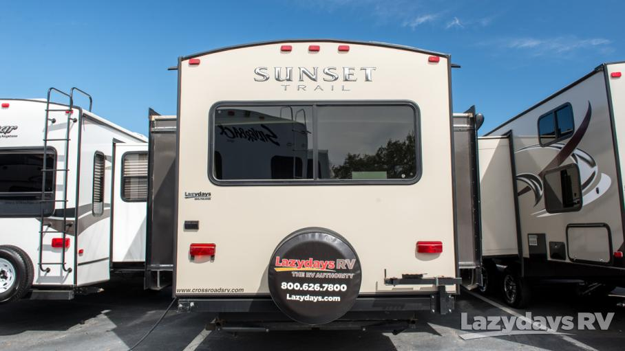 2013 Crossroads RV Sunset Trail TT 32RL