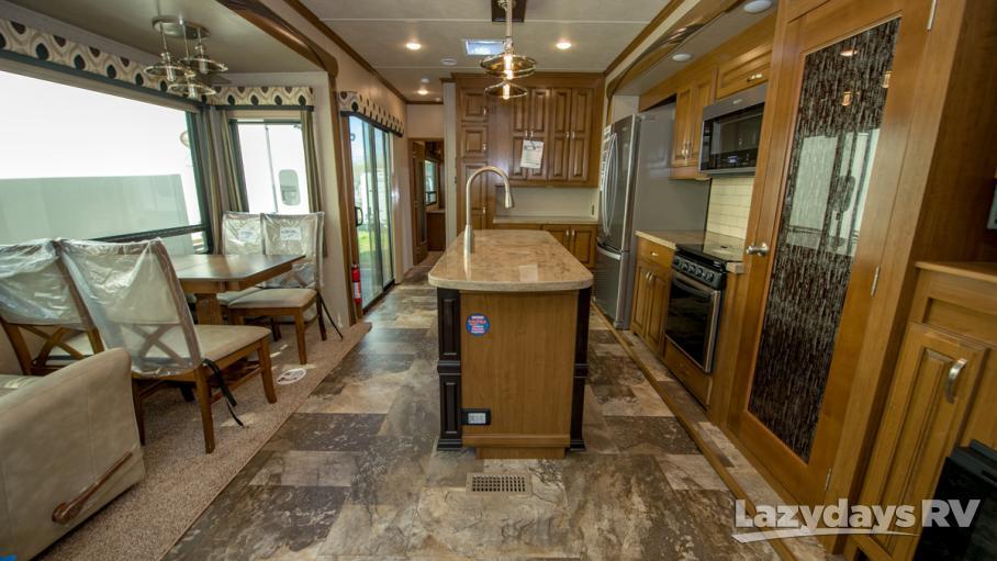 2018 Forest River Cedar Creek Cottage 40CCK