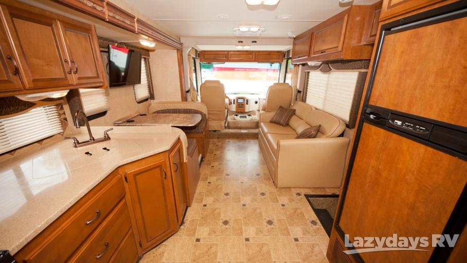 2014 Thor Motor Coach Hurricane 34J