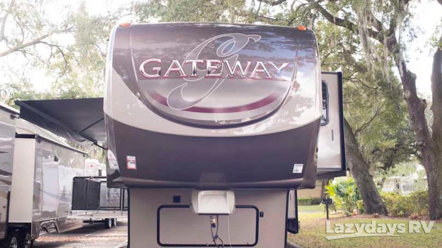 2015 Heartland Gateway 3750PT