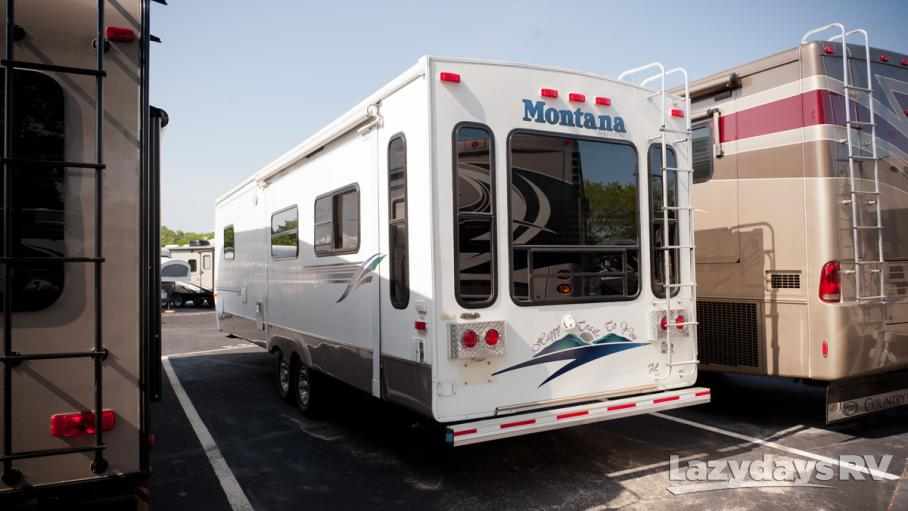 2002 Keystone RV Mountaineer 315RLS