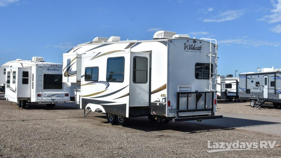 2013 Forest River Wildcat 282RKX