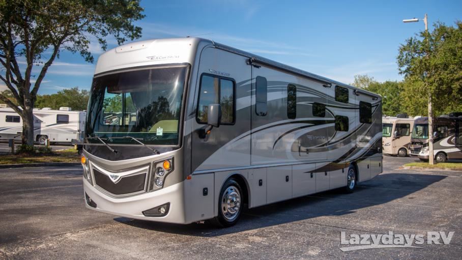 2015 Fleetwood RV Excursion 35E