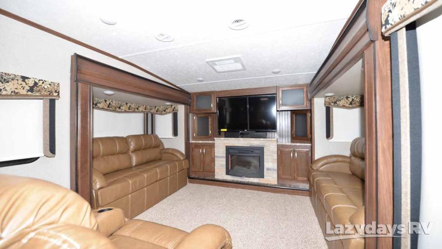 2016 Keystone RV Montana High Country 374FL