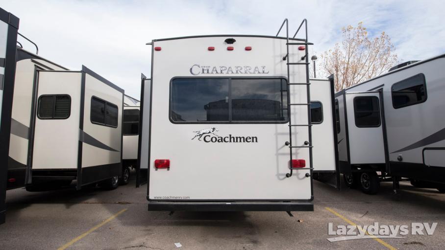 2018 Coachmen  Chaparral 336TSIK