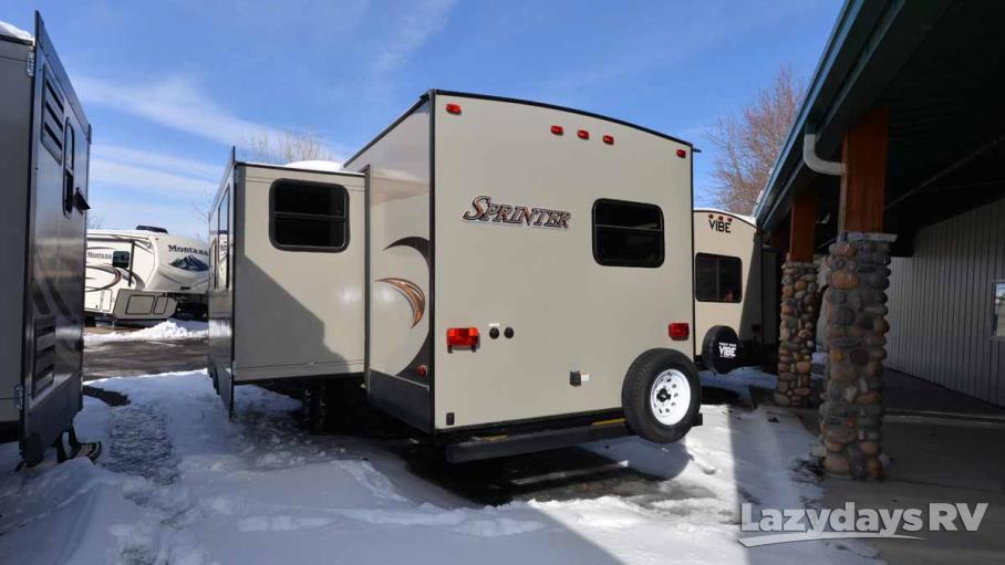 2015 Keystone RV Sprinter 295RKS