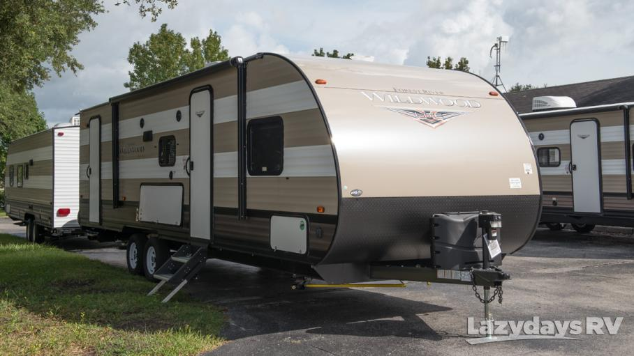 2019 Forest River Wildwood X Lite 263BHXL