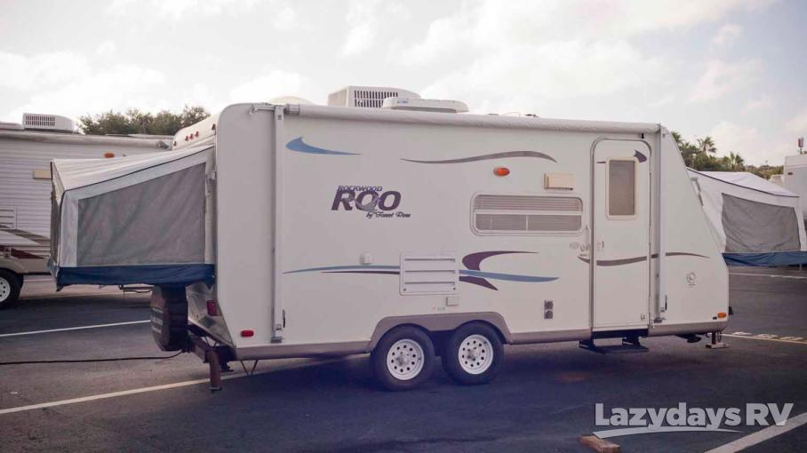 2005 Rockwood Roo 21SS