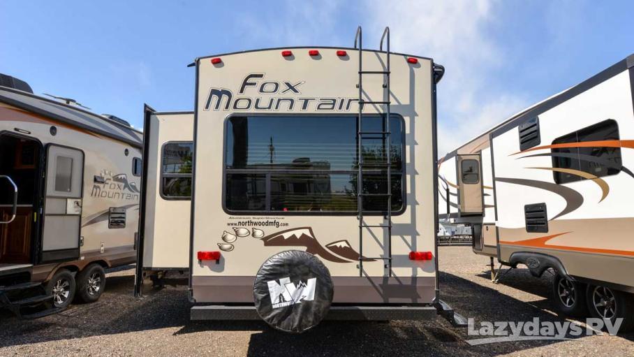 2017 Northwood Fox Mountain 235RLS