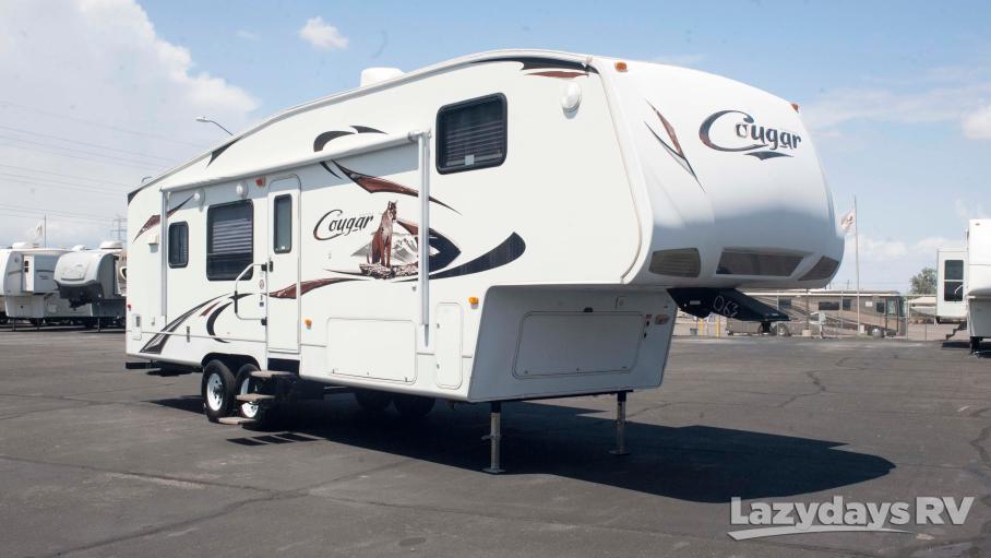 2009 Keystone RV Cougar 276RLS