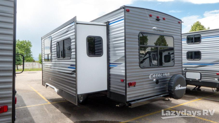 2020 Coachmen Catalina Legacy Edition 263RLS