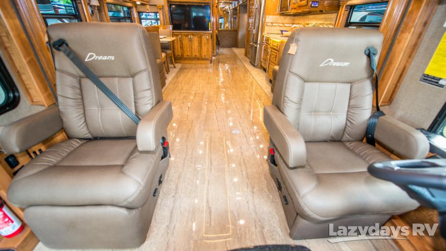 2017 American Coach American Dream 42M