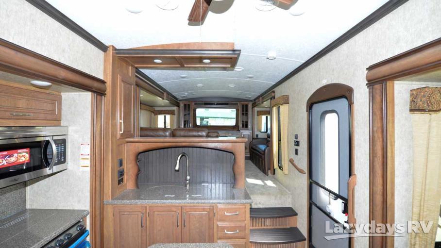 2017 Keystone RV Montana 3710FL