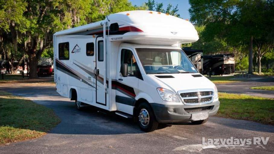 2010 Fleetwood RV Quest 24L