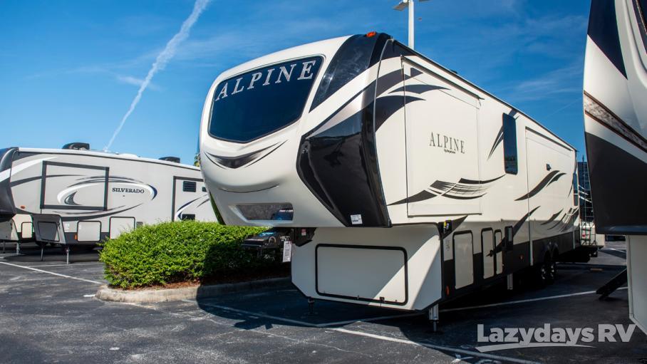 2019 Keystone RV Alpine 3651RL