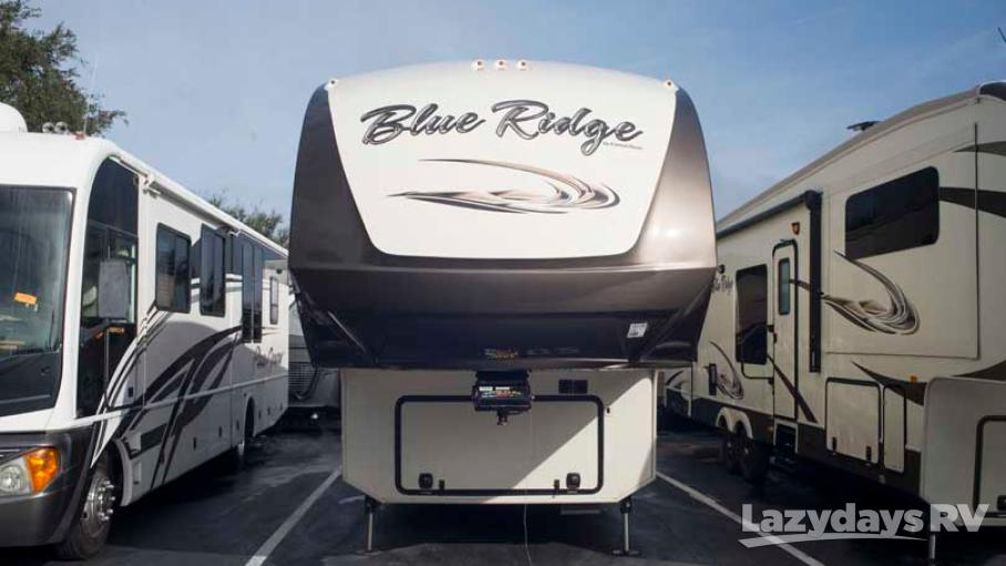 2015 Forest River Blue Ridge 3025RL