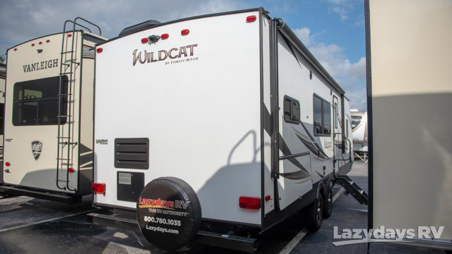 2019 Forest River Wildcat T311RKS