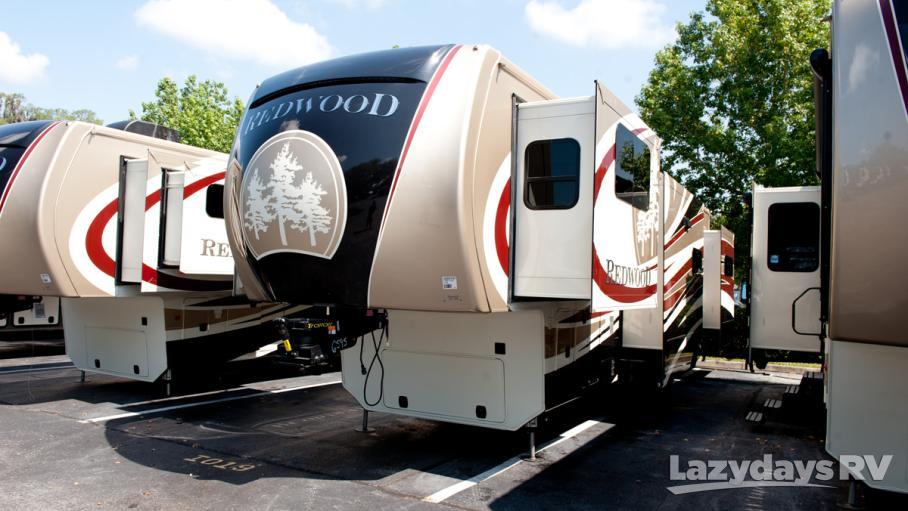 2017 Redwood RV Redwood 39FL