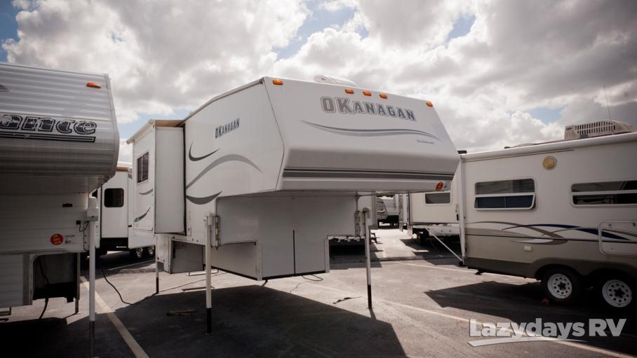 2007 Okanagan Ultimate Suite 116ULT