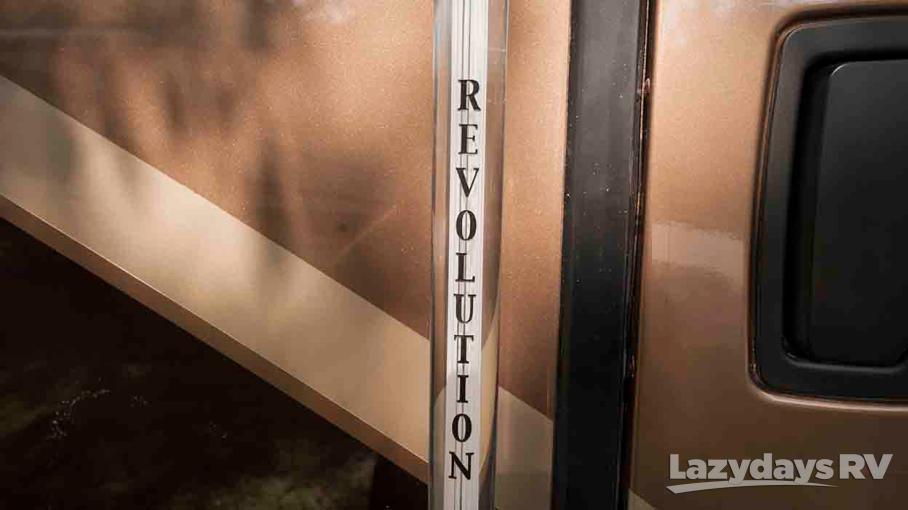 2015 American Coach Revolution LE 42G