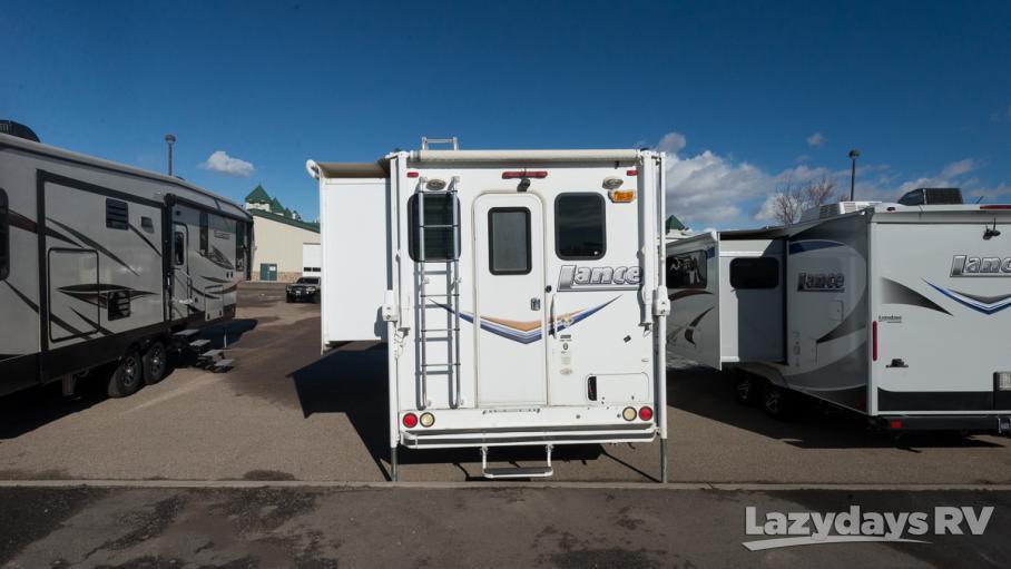 2012 Lance Lance Longbed 1181