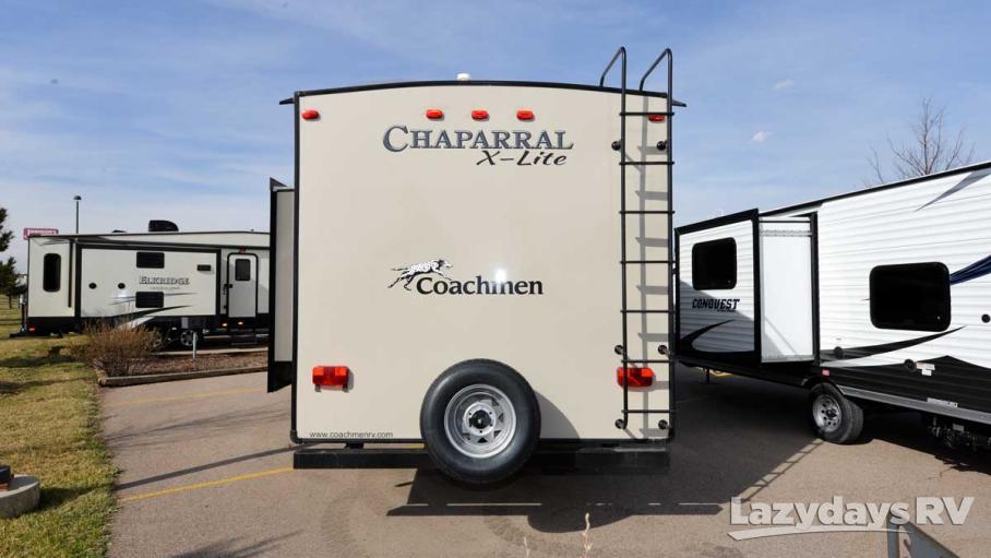 2016 Coachmen Chaparral Lite 28BHS