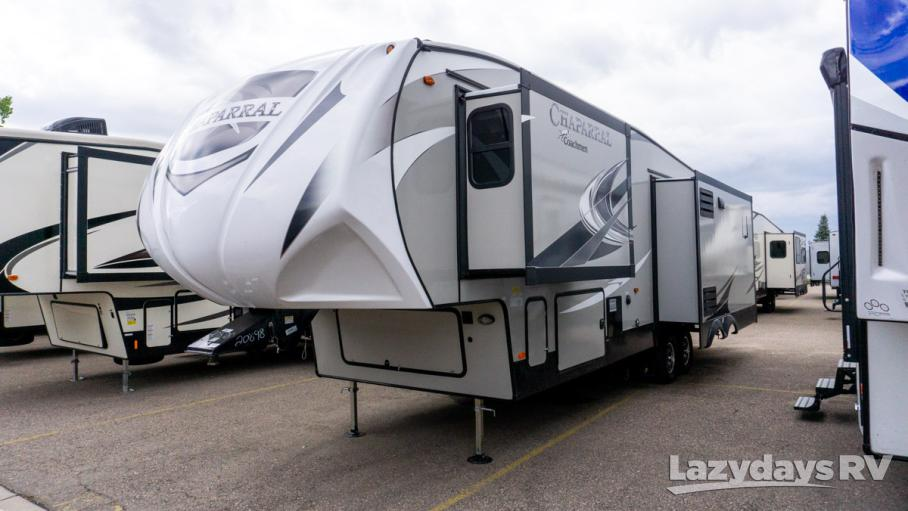 2019 Coachmen Chaparral 336TSIK