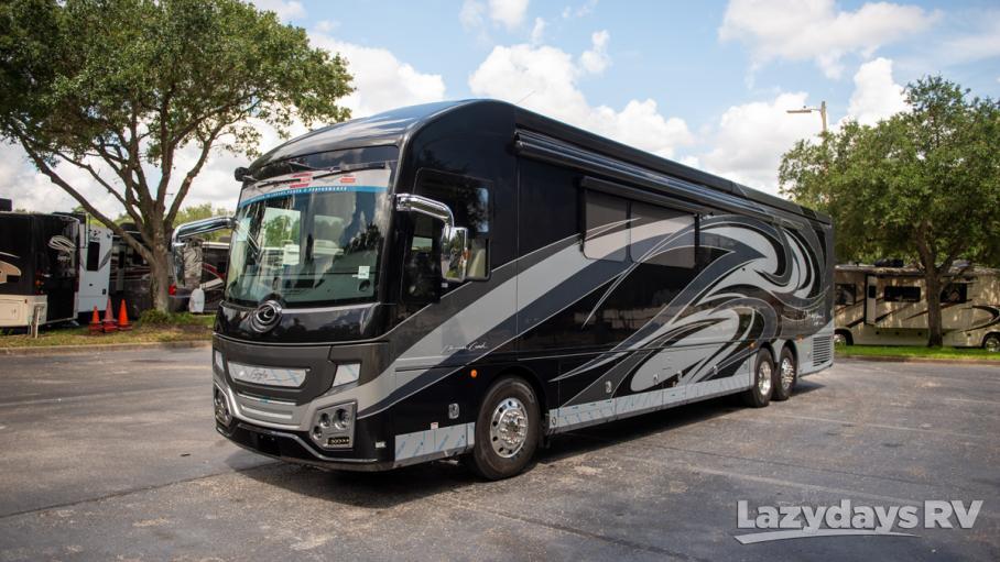 2019 American Coach American Eagle 45C