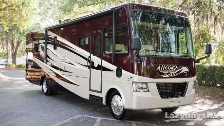 2012 Tiffin Motorhomes Allegro Open Road 36LA