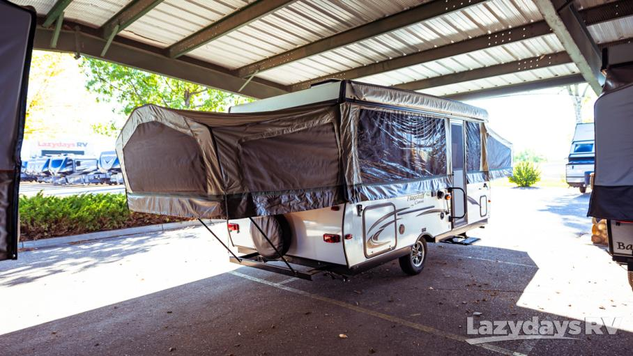 2016 Forest River Flagstaff Classic Hard Side 627D