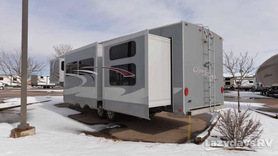 2016 Open Range Roamer RF367BHS