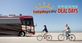 Lazydays RV Presents Summer Deal Days!