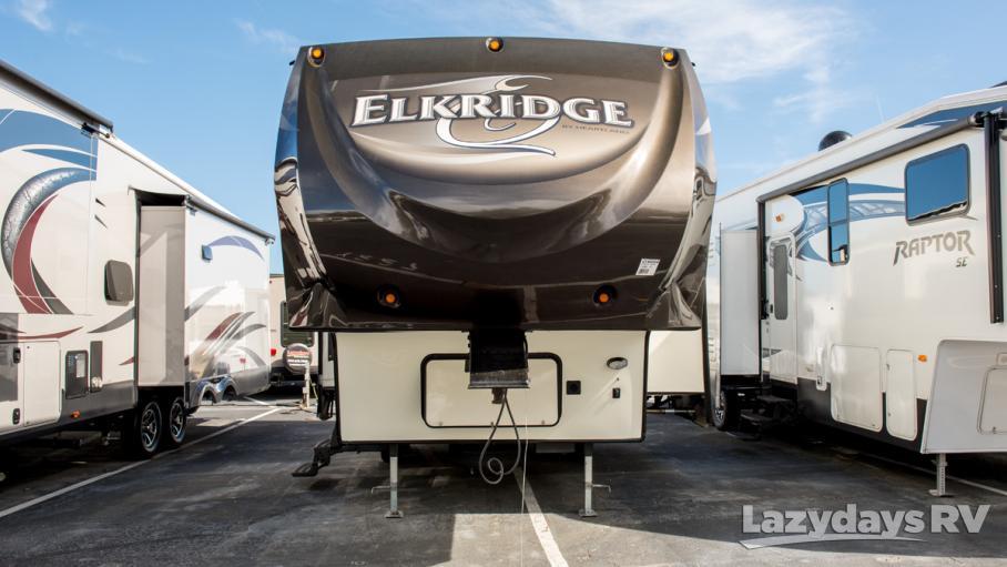 2014 Heartland Elkrigde E-29