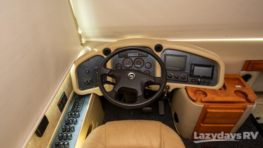 2009 Tiffin Motorhomes Phaeton 42QRH