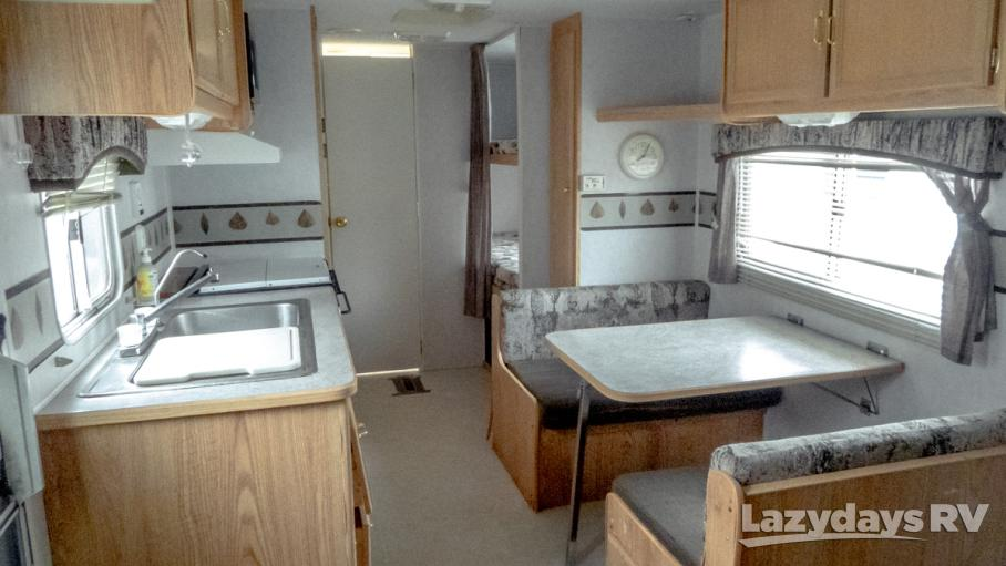 2001 Fleetwood RV Wilderness 28X