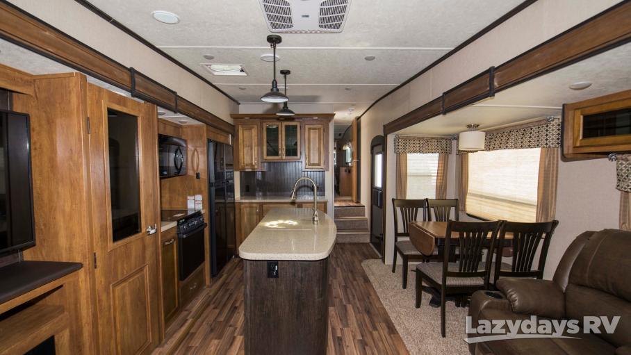 2018 Coachmen Chaparral 336TSIK