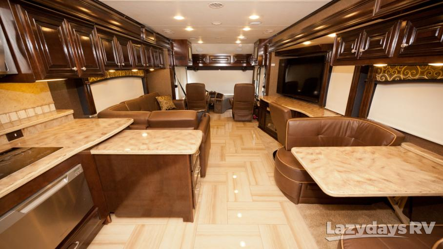 2015 Thor Motor Coach Tuscany 45AT