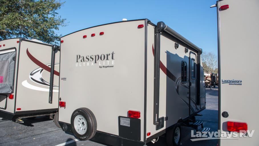 2016 Keystone RV Passport Express 151ML