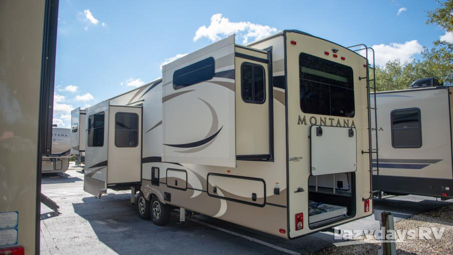 2019 Keystone RV Montana 3741FK